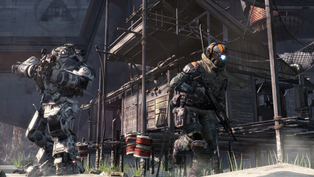 "Respawn: Patch to increase Xbox One Titanfall's 792p resolution ""likely"""