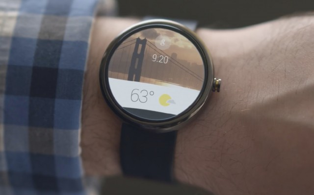 Android Wear Is Google S Wearables Platform Hardware