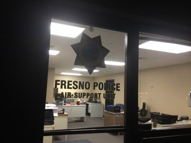 Fresno Police Air Support Unit.