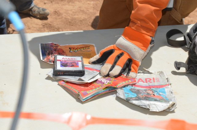 City of Alamogordo votes to auction off 800 Atari cartridges
