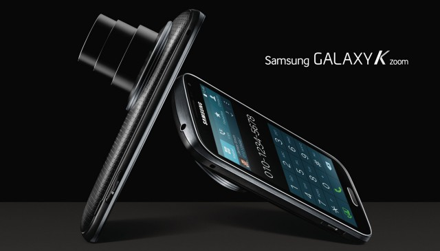 "The Galaxy K is the latest in Samsung's ""flood the market"" strategy"