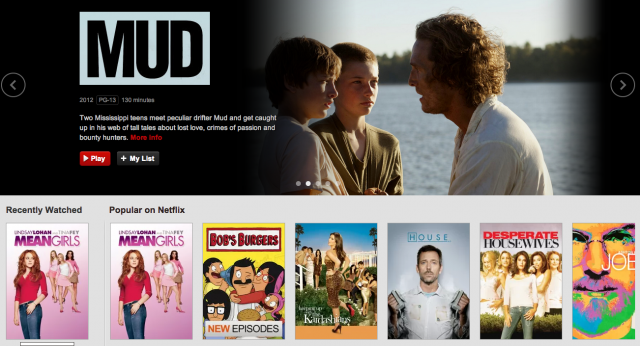 Netflix will start streaming in 4K, though it didn't mention which bits of content will get its new resolution.