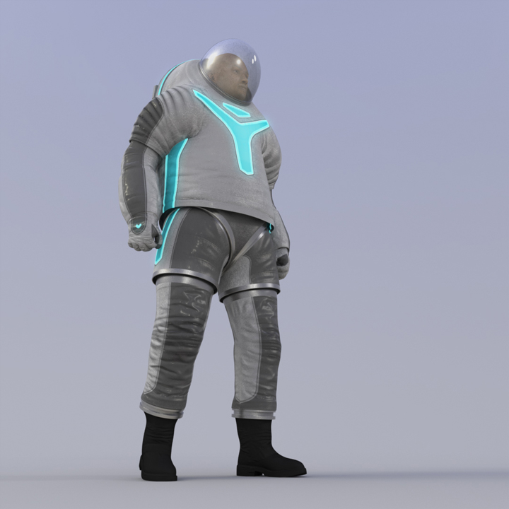 astronaut suit on mars - photo #28