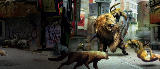 All of this animal savagery can be yours for only 99 cents this weekend, thanks to Sony's crazy flash sale on PSN.