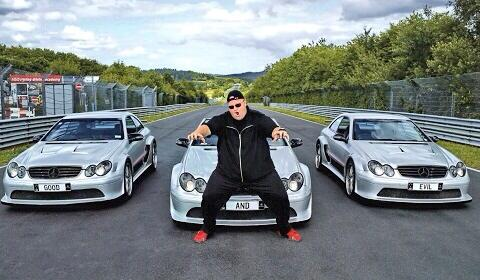 Kim Dotcom is totally stoked to get his cars and money back