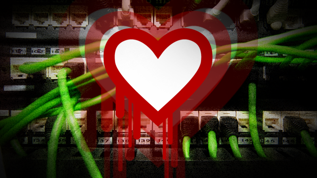 The infamous Heartbleed vulnerability may have inspired a little experiment.