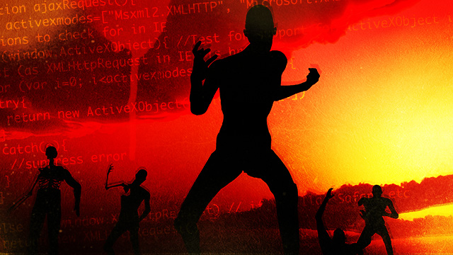 How a website flaw turned 22,000 visitors into a botnet of DDoS zombies