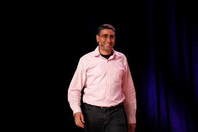 VMware networking guru Martin Casado.