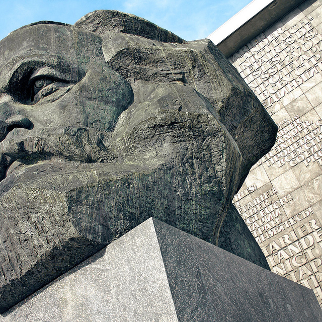 Capitalism fells communism in Marx-Engels copyright flap [Updated]