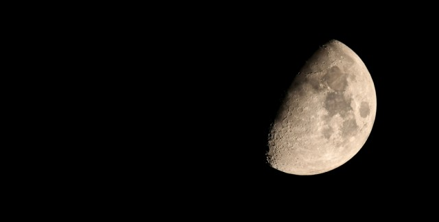 Did an impact knock the Moon on its side?