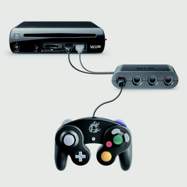 A Gamecube adapter for the Wii U is good news for <em>Smash Bros.</em> fanatics, but will its design block Wavebird use? Please give us good news, Nintendo.