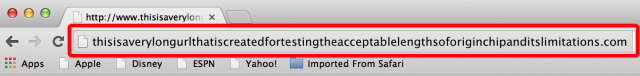 Displays such as this one can be hidden by exploiting a bug in a tweak being tested in Chrome Canary.