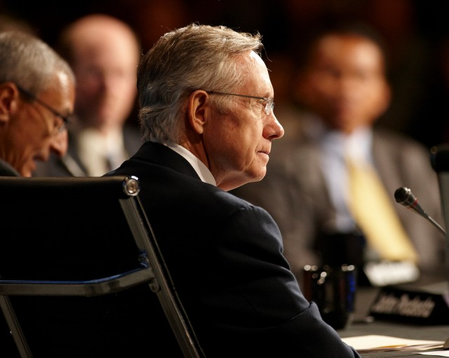 Senate Majority Leader Harry Reid (D-NV) killed the patent reform bill on Wednesday morning.