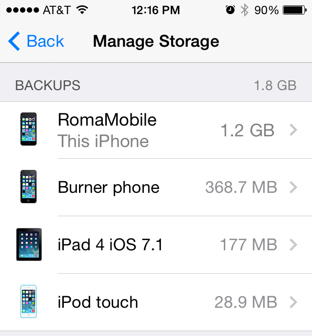 If you store your stuff on iCloud, Apple can provide most of that information to law enforcement if it's requested.