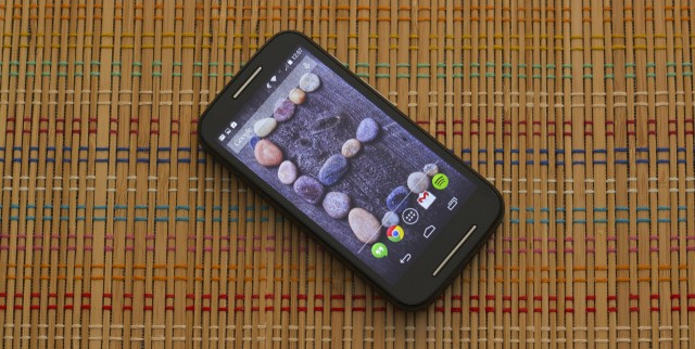Motorola's $129 Moto E isn't the cheapest phone there is, but it might be the nicest cheap phone there is.
