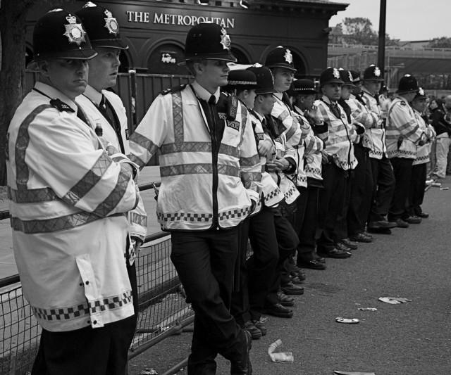 London police will soon wear video cameras