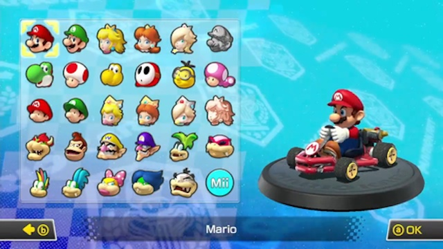 To be fair, <em>Mario Kart 8</em>'s alternate designs of &quot;metal Mario&quot; and &quot;pink gold Peach&quot; could be making a cultural statement about robo-Americans, but we're not betting on it.