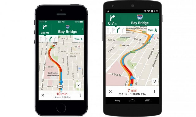 Google Maps 8 brings lane guidance, Uber integration, and more
