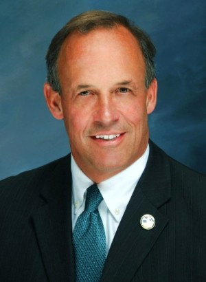 Jim Ardis, mayor of Peoria, Illinois.