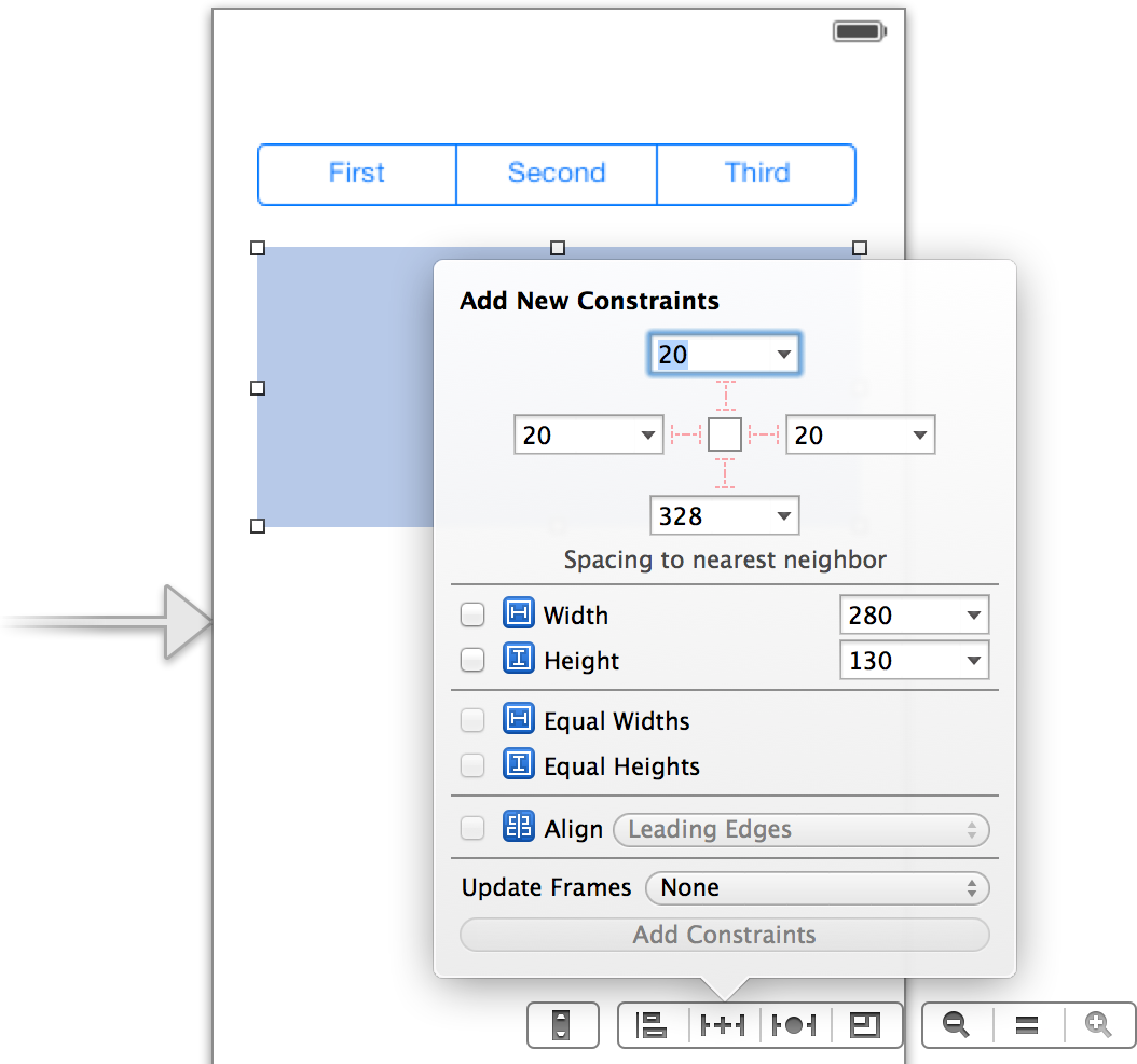 Auto Layout is the first step toward resolution independence, but it's not the only step.