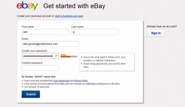 After the breach: eBay's flawed password reset leaves much to be desired