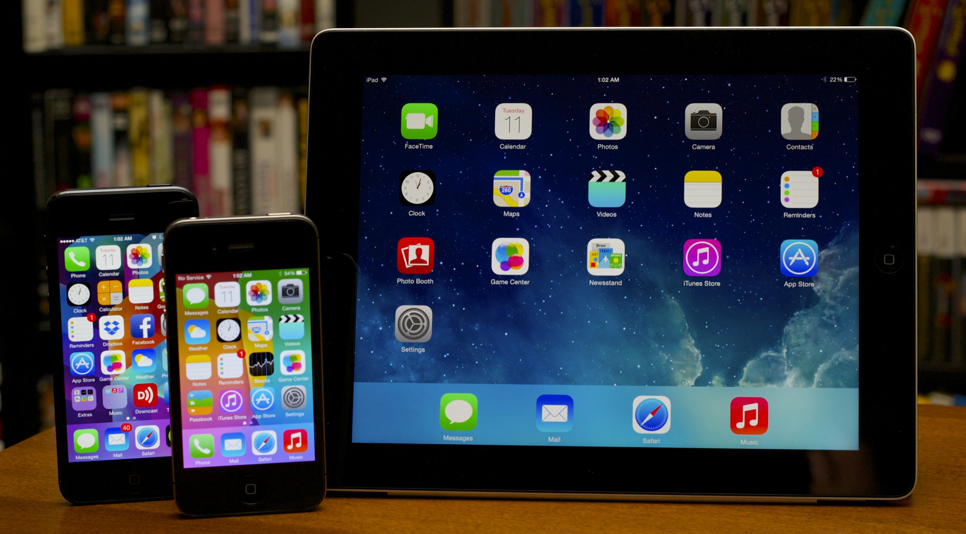 iOS 8 will likely be a refinement of iOS 7's design.