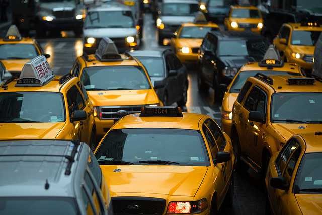 GPS tracking of NYC cabbies flourishes even as they fight back