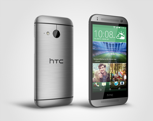 It looks a lot like the M8, but the HTC One Mini 2 is a step down in more ways than one.