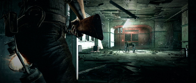 Preview: The Evil Within is the new, old Resident Evil