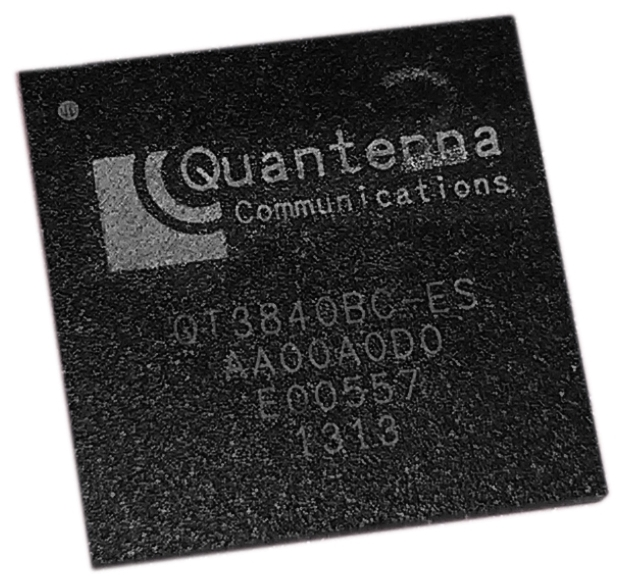 Quantenna's QSR1000 802.11ac chip with support for MU-MIMO.