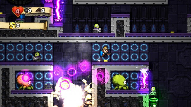 You've seen <em>Spelunky</em> on PC, Xbox 360, PS3 and PS Vita. Now see it on PS4! (Seriously, though, we will happily play Spelunky on any and all gaming platform, over and over.)