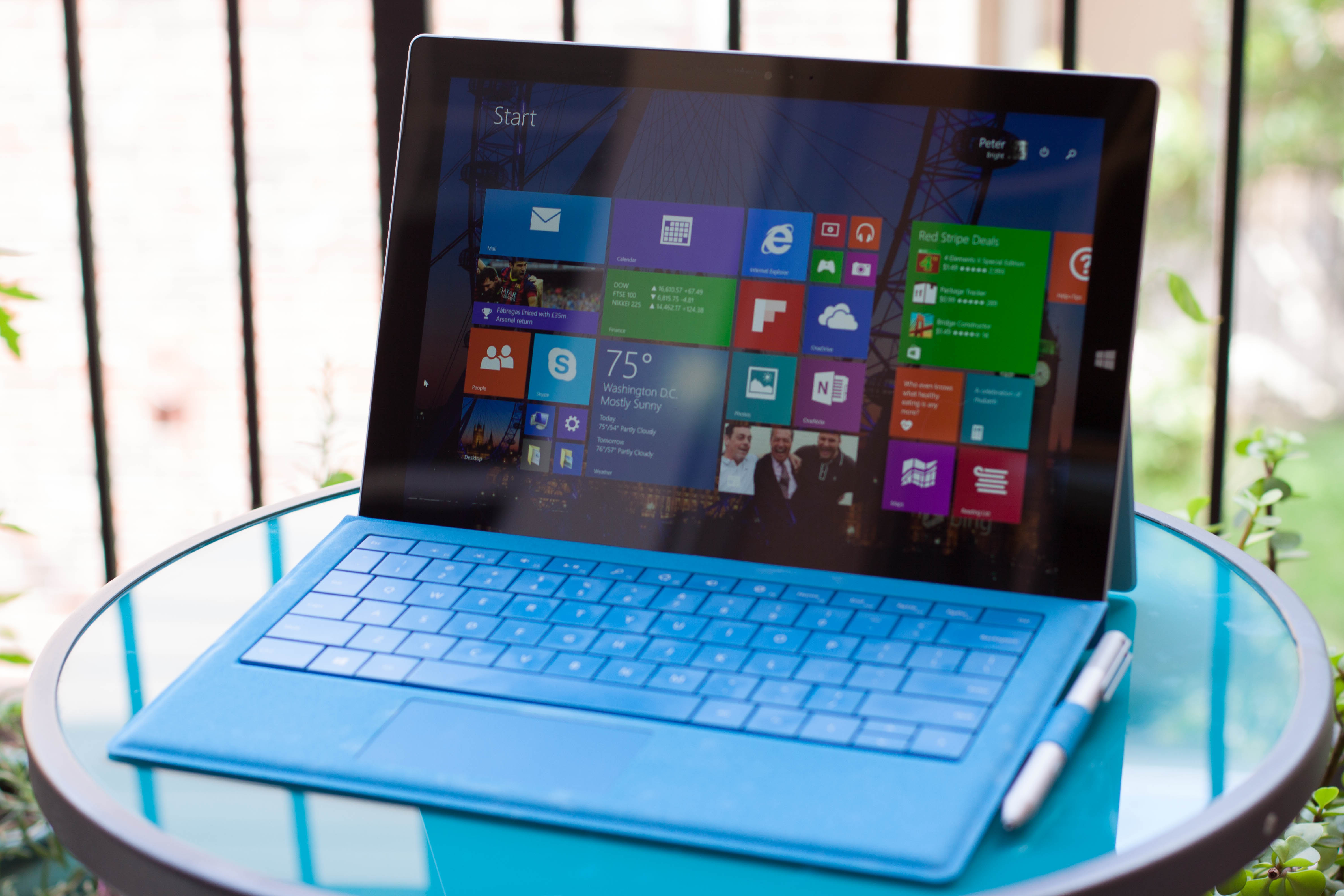 update surface pro 3 dock firmware
