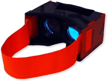 Vrizzmo promises to turn your cell phone into a VR headset for €50