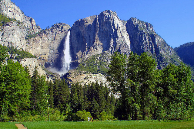 Drones banned at Yosemite National Park