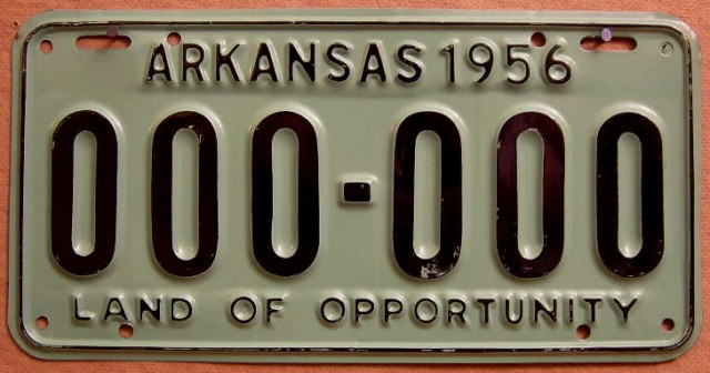 Private firms sue Arkansas for right to collect license plate reader data