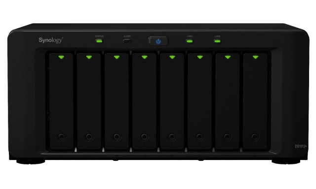 One of the affected Synology devices.