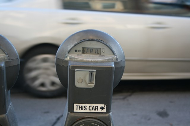 San Francisco orders parking spot auction app to cease-and-desist