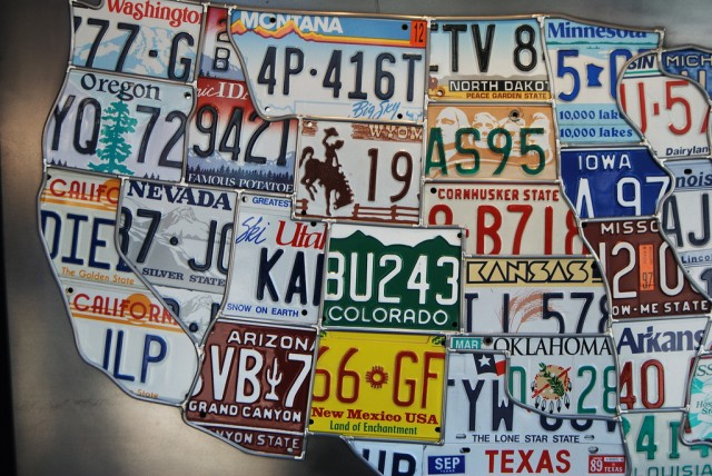 We know where you've been: Ars acquires 4.6M license plate scans from the cops
