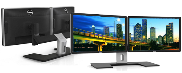 Tuesday Dealmaster Has A 24 Inch Dual Monitor Bundle With Stand For 629 99