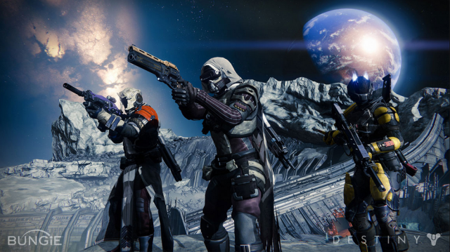 Destiny alpha preview: You got MMO in my shooter