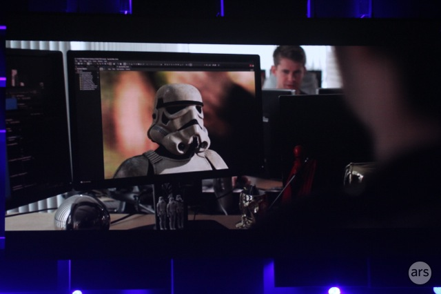 <em>Star Wars Battlefront</em> will no doubt please many next-gen-playing <em>Star Wars</em> lovers.