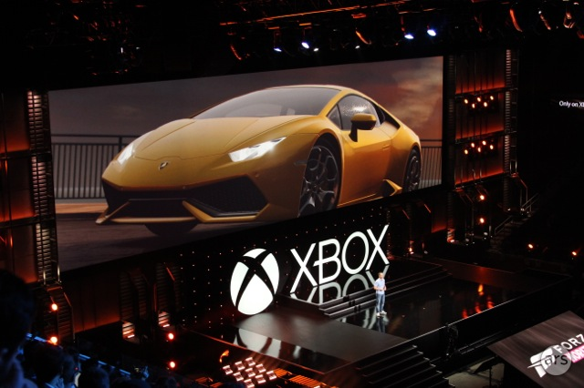 At E3, Microsoft is all about games, games, and, oh, how about some games?