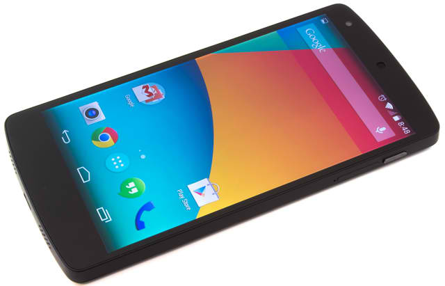 Google's Dave Burke seems confident that the Nexus 5 won't be the last Nexus handset.