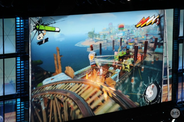 <em>Sunset Overdrive</em>—zany, or <em>too</em> zany?