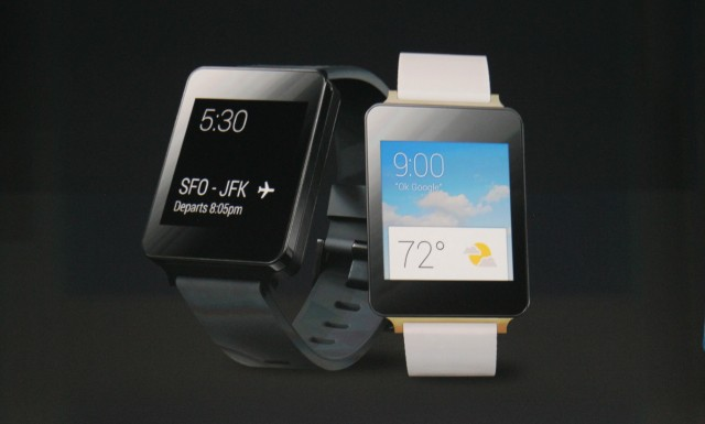 Two watches and two OEMs, but one operating system and one interface.