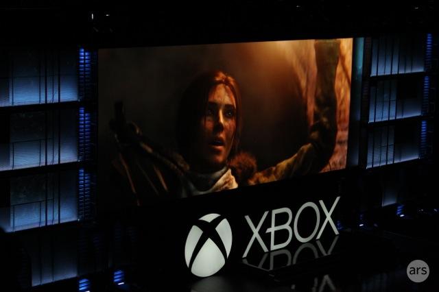 Lara Croft returns.