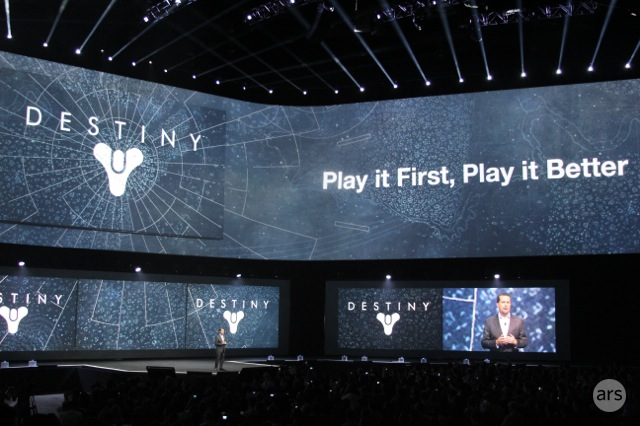 Destiny coming first to PlayStation on September 9