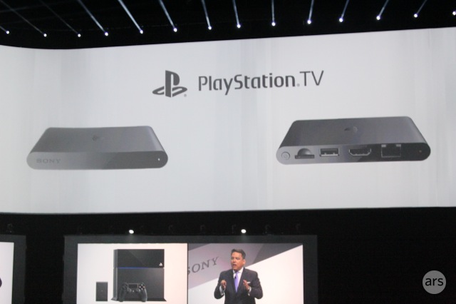 PlayStation TV set to launch fall 2014 in North America, Europe