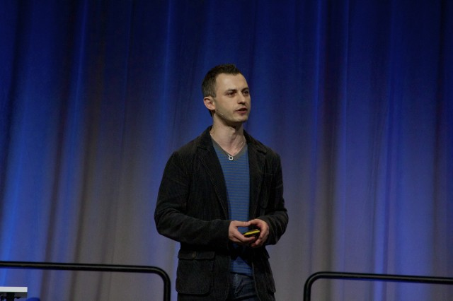 Google's Paul Eremenko, head of Project Ara.