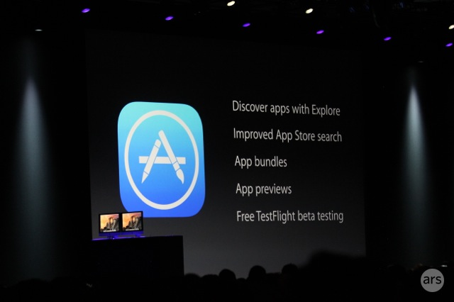 Apple wants to make building, testing, and distributing an app easier than it was before.